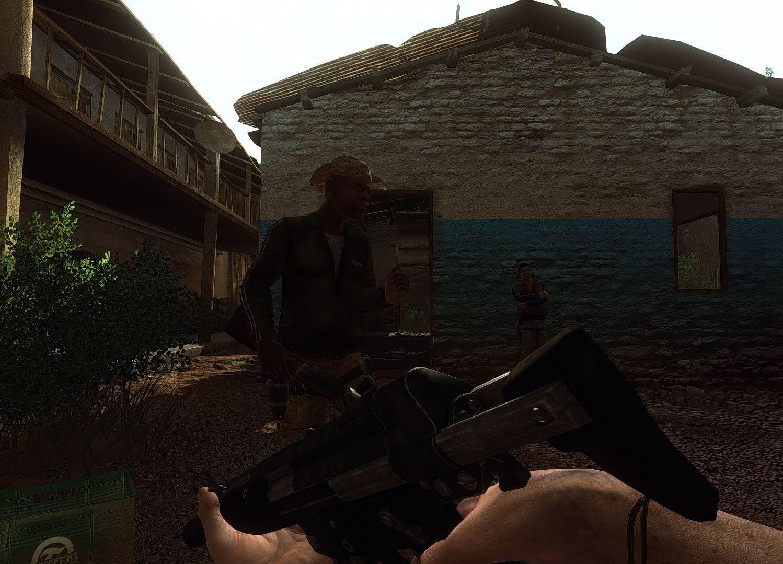 Far Cry 2 Weapons Far Cry 2 Jackal Mod For Far