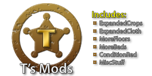 T's Mods for RimWorld - Mod DB