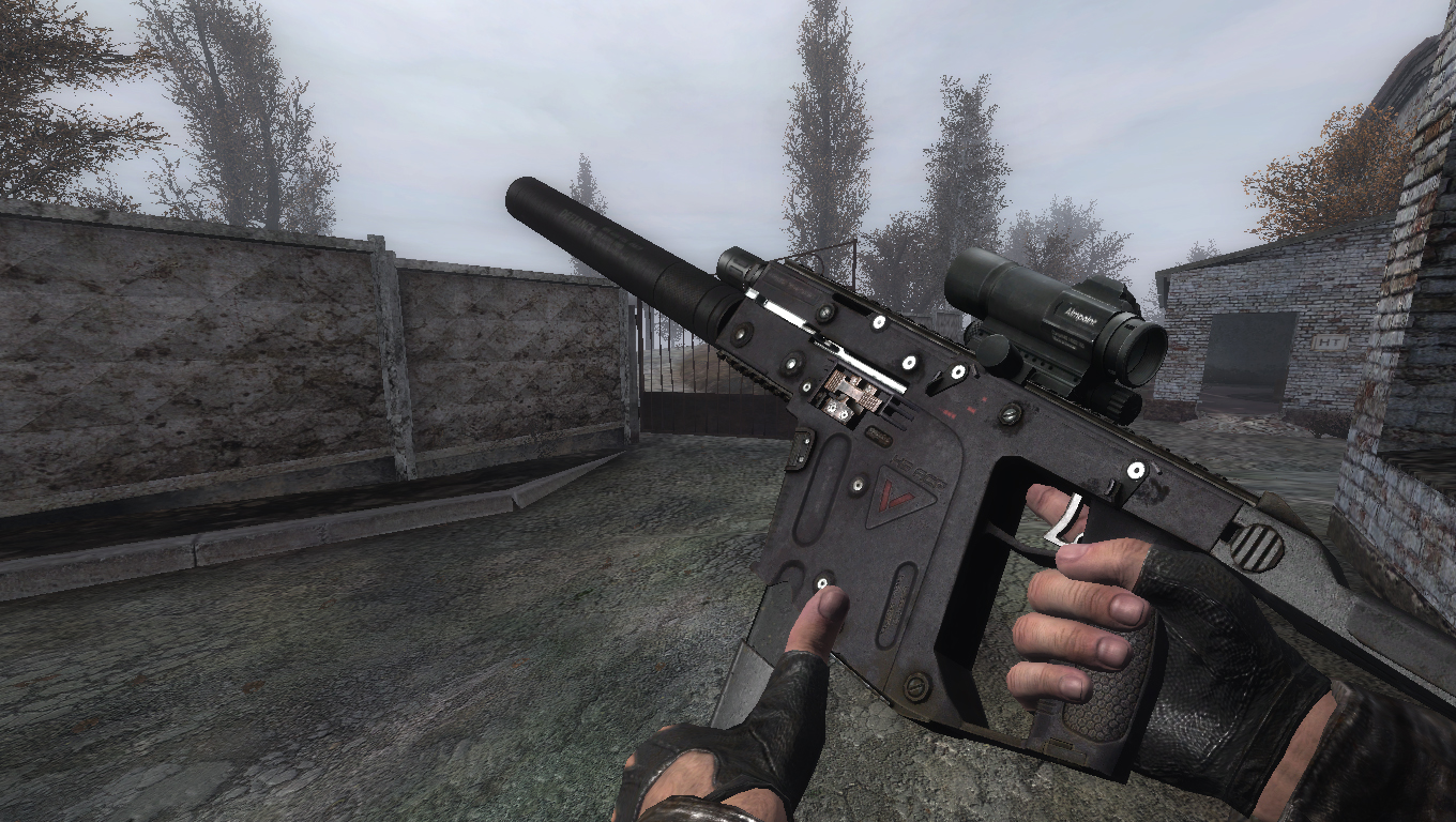 kriss vector customized image the armed zone mod for
