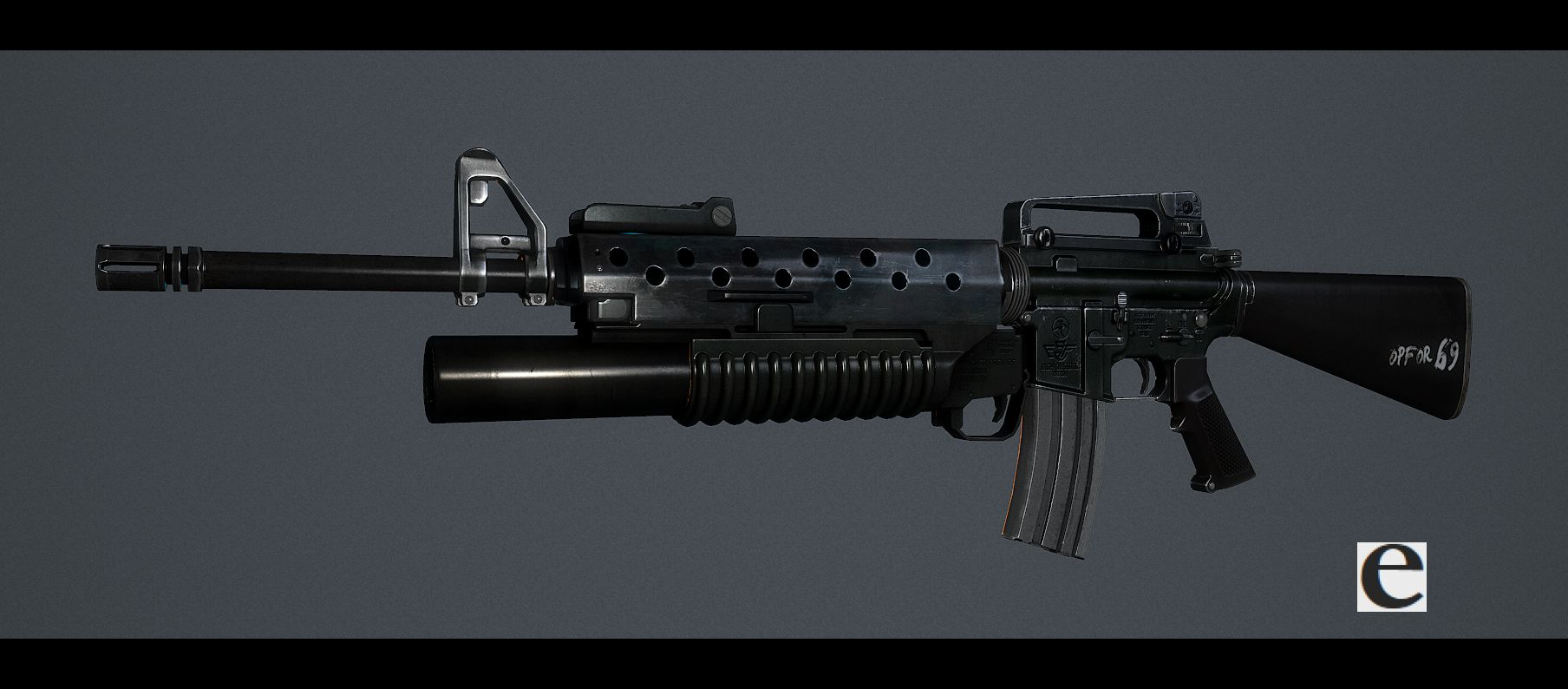 image gallery m16a3