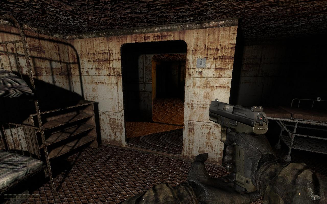 P99 image - The Armed Zone mod for S T A L K E R : Call of Pripyat