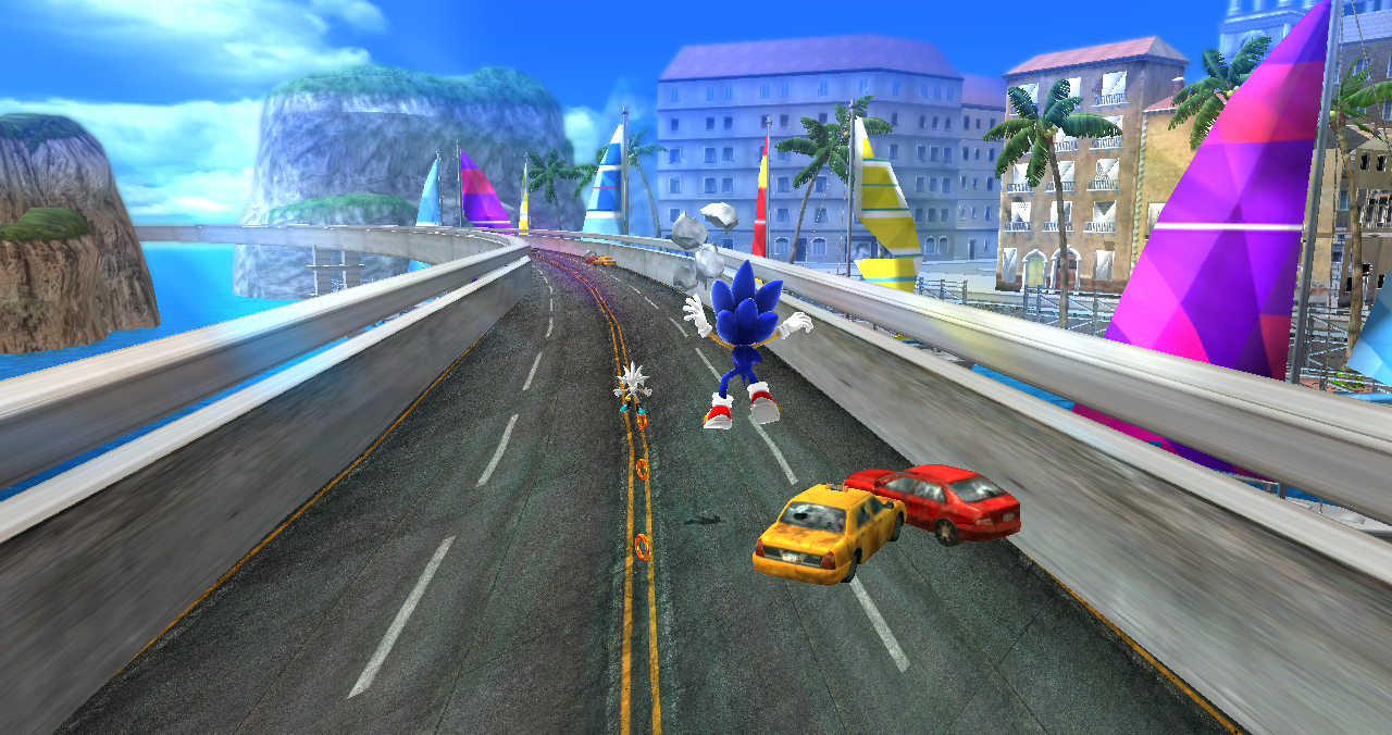 Silver Boss image - STH2006 Project mod for Sonic