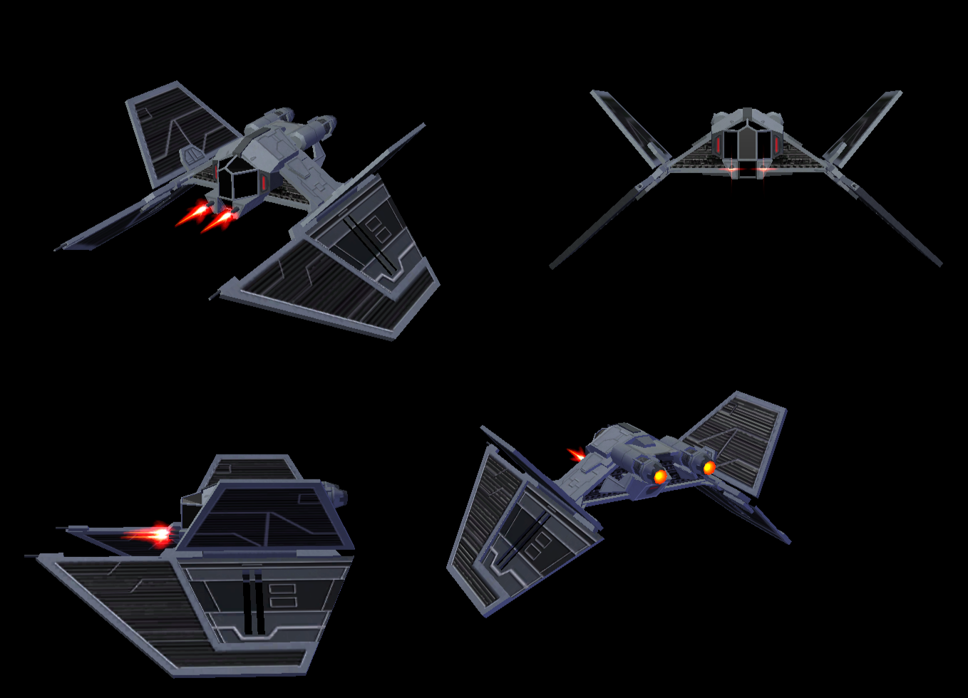 Mark Iv Supremacy Class Interceptor Image The Old