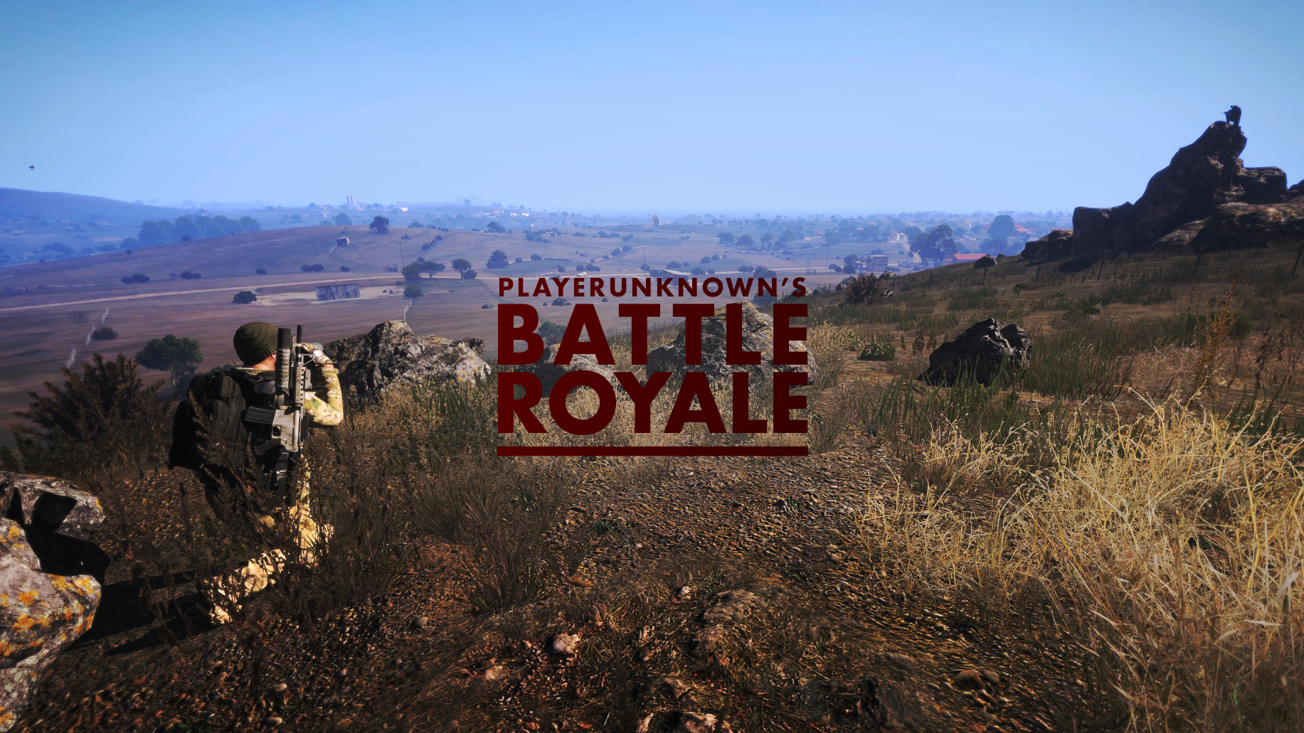 PLAYERUNKNOWN's Battle Royale mod for ARMA 3 - Mod DB