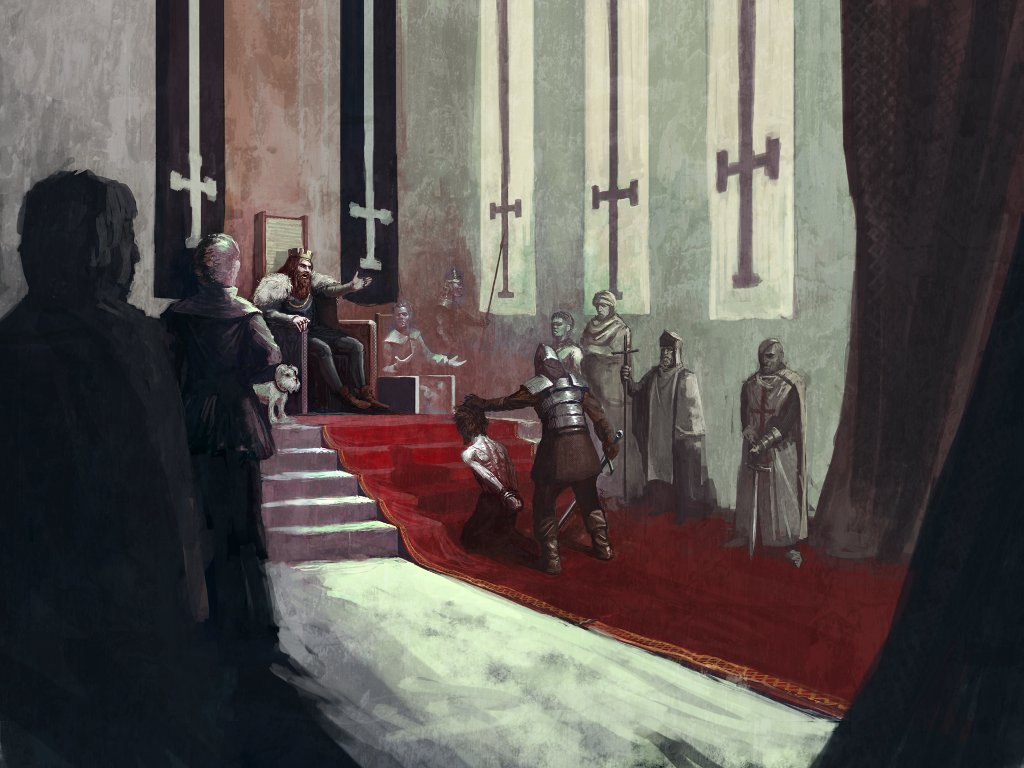 RIP - Realm Intrigue & Politics mod for Crusader Kings II