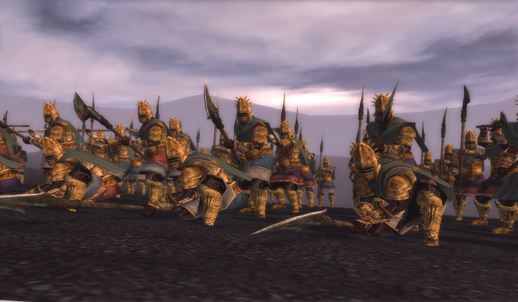 DOWNLOAD LINKS - The Elder Scrolls: Total War 1 6 have been released