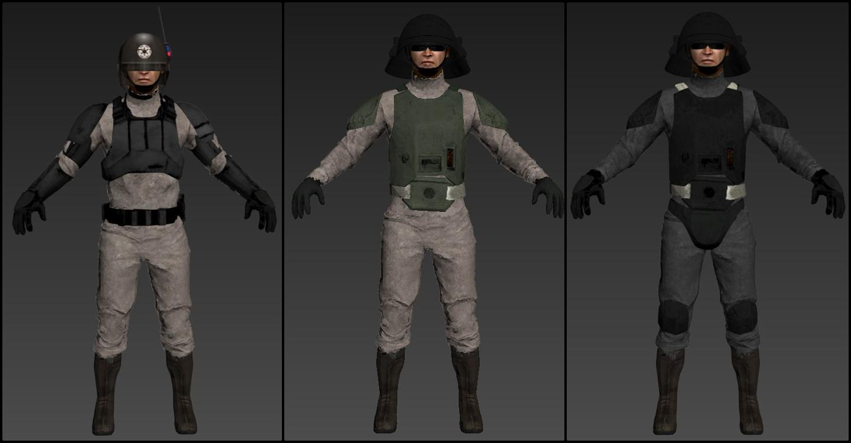 Star Wars Imperial Army Trooper