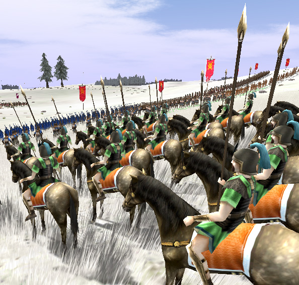 Patch 15 - Rome: Total War Downloads GameWatcher