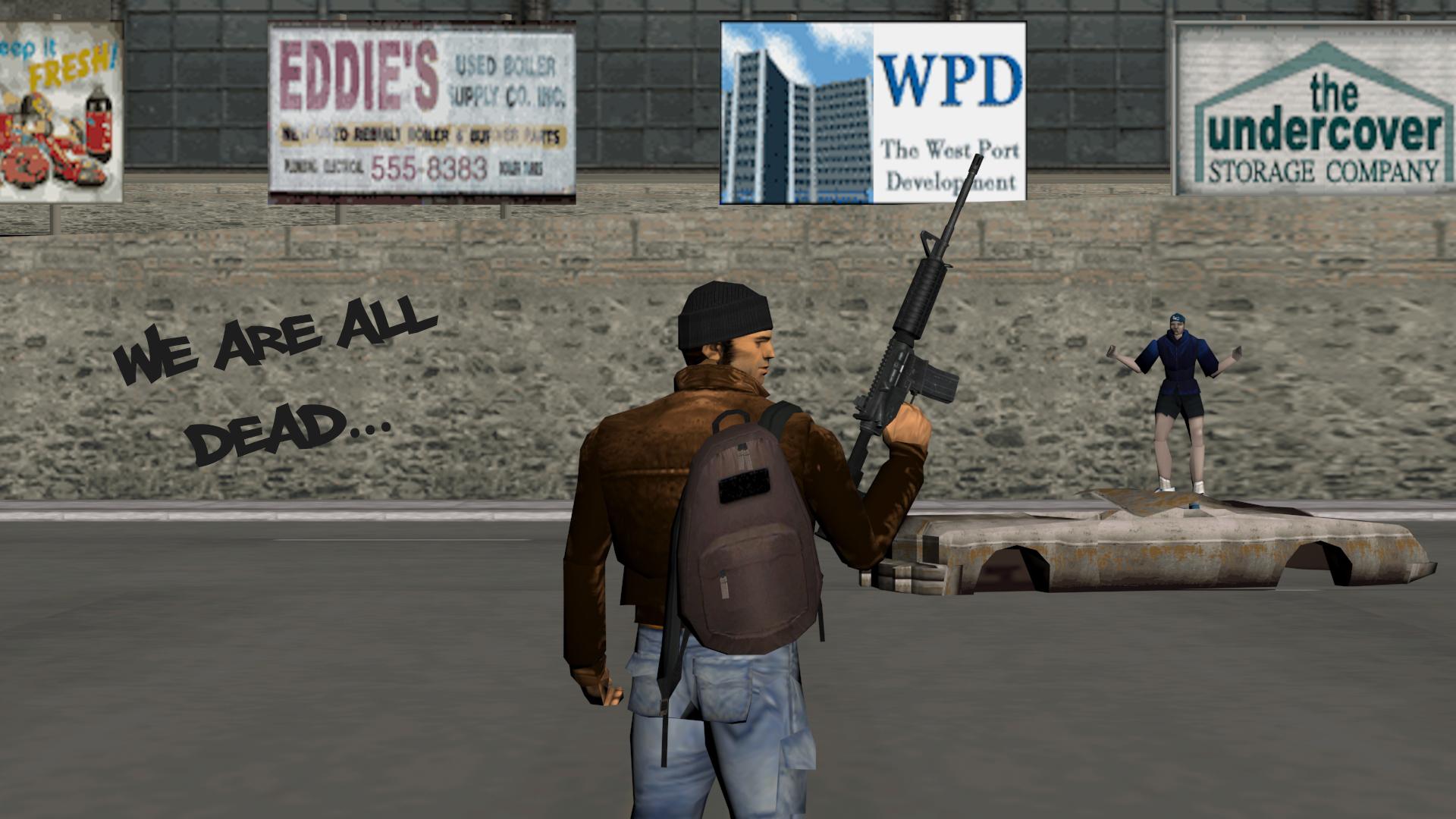 Liberty City Survivor