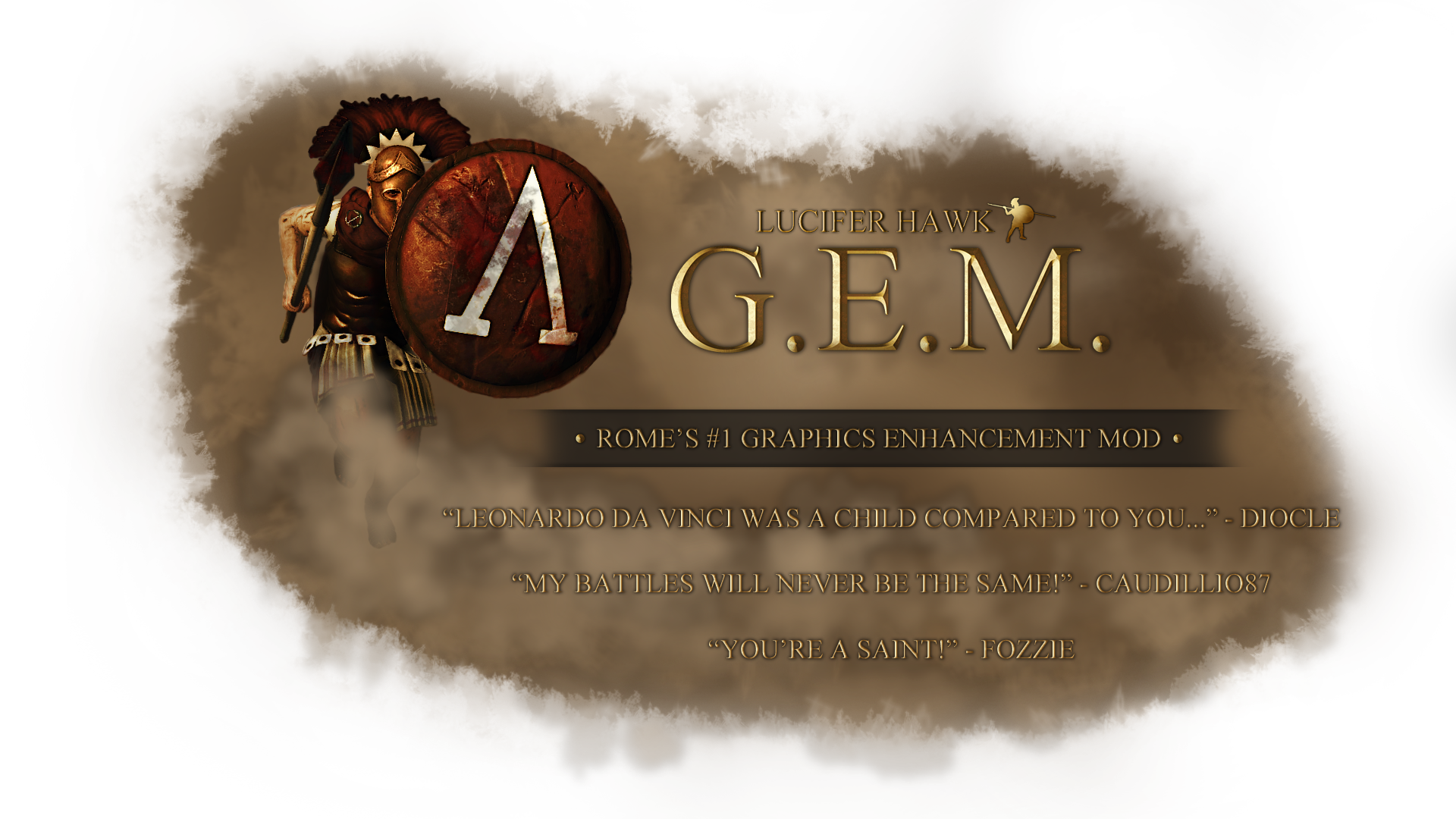 GEM - Graphic Enhancement Mod for Total War: Rome II - Mod DB