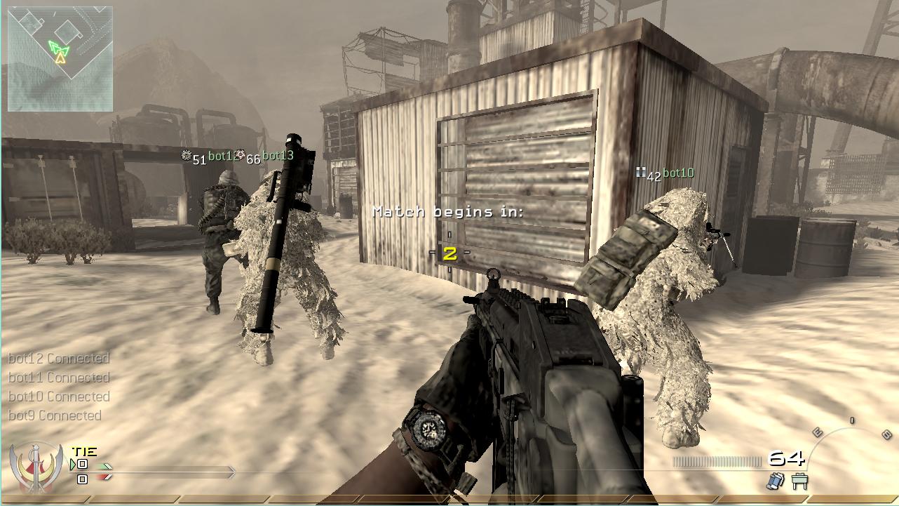 Bot Warfare mod - Mod DB