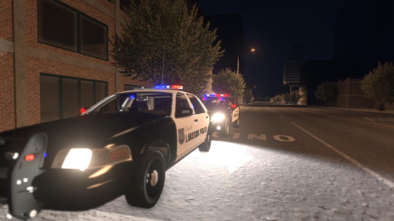 New Police Cars image - ArmA 3 Gang Life mod for ARMA 3 - Mod DB