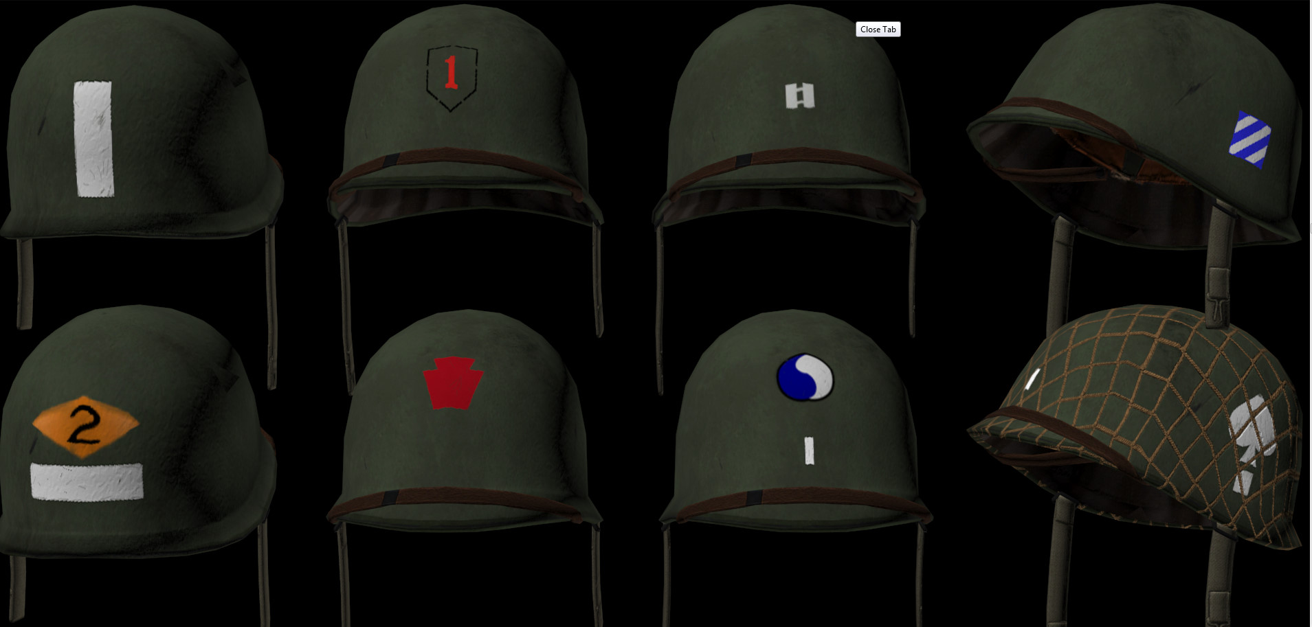 2nd Infantry Division Helmets – Wonderful Image Gallery