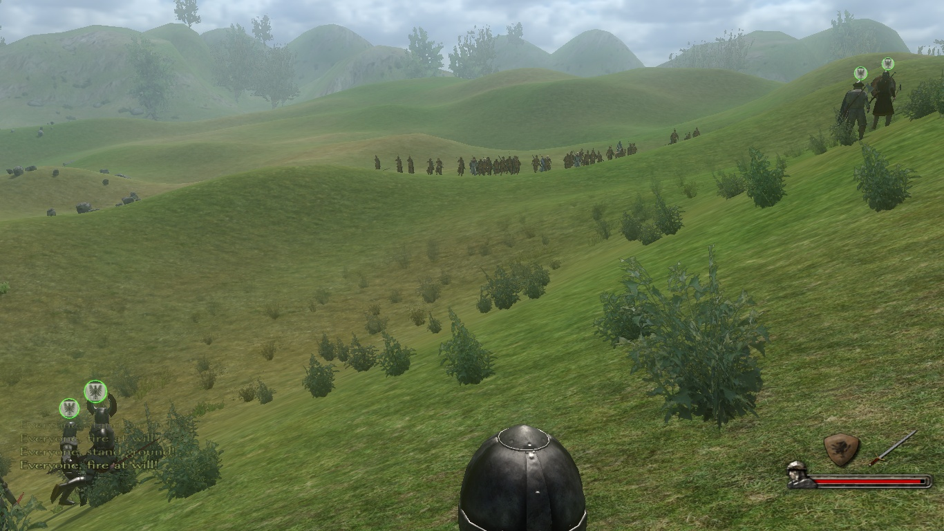 how to start a war in mount and blade warband