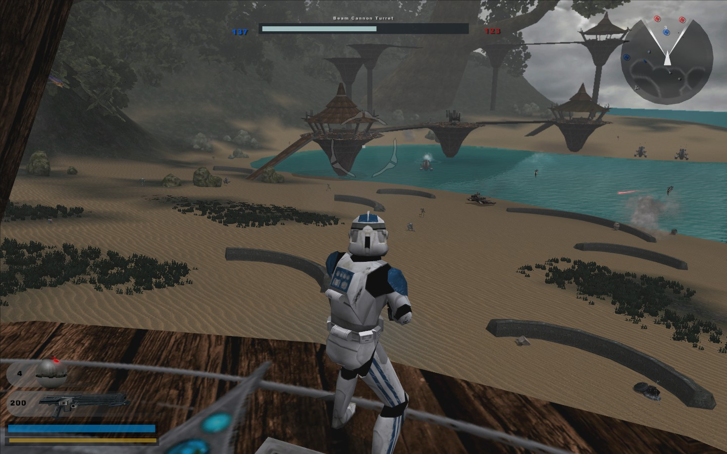 battlefront how to use sweetfx
