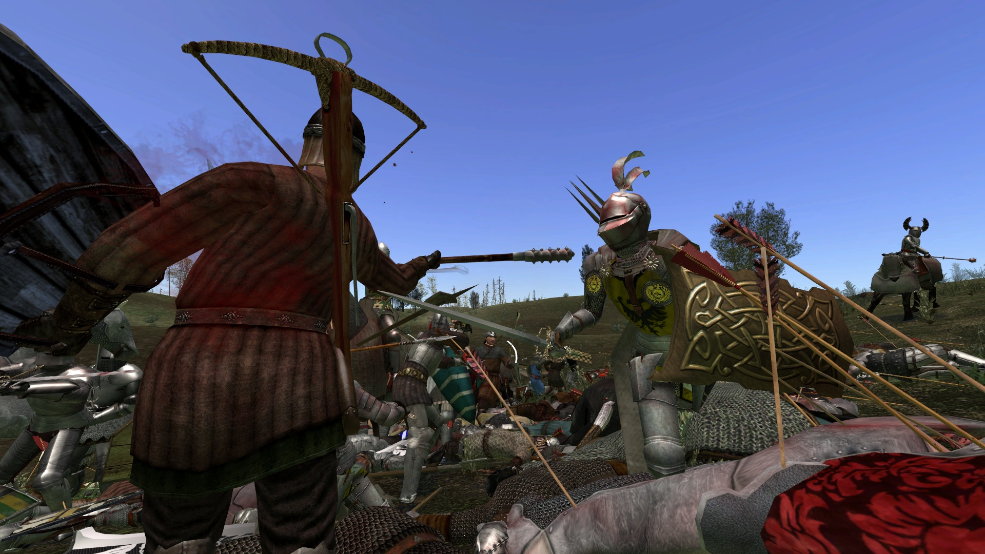 Mount And Blade Warband More Buildings Mod