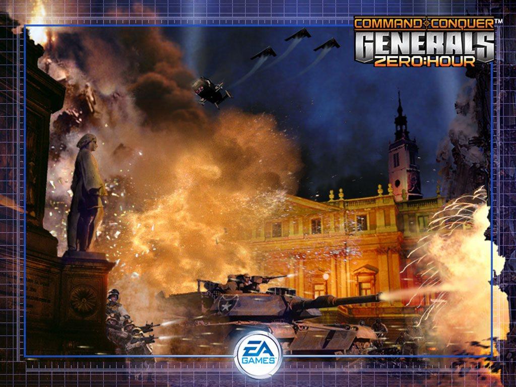 Command And Conquer Wallpaper: Generals: Domination Mod
