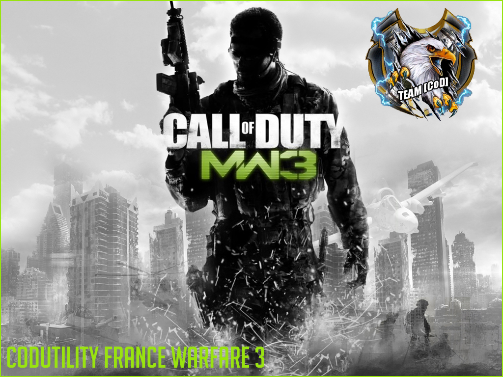 Modding France MW3 for Call of Duty 4: Modern Warfare - Mod DB