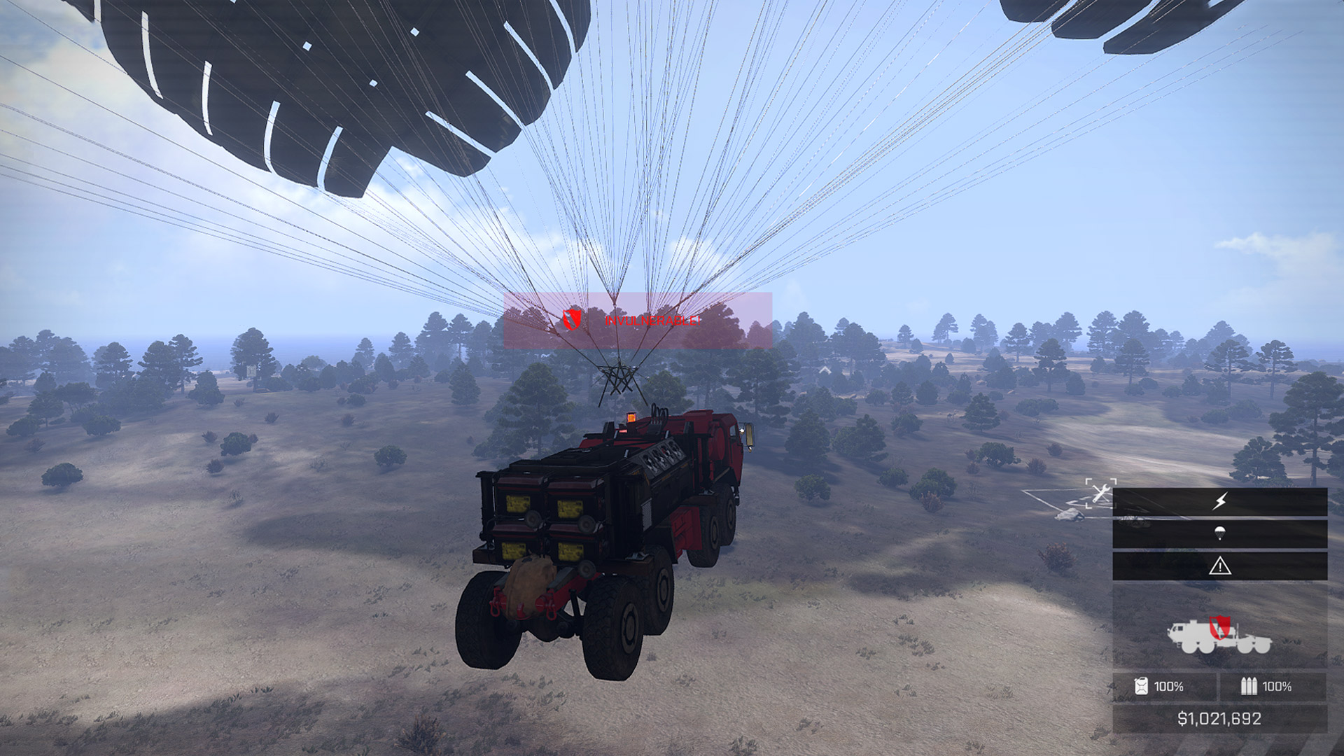 Vehicle Deployment (pre v0 8 0) image - Get Wrecked [Vehicle Combat