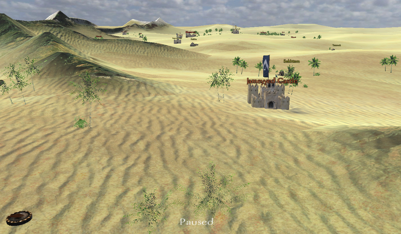 Desert image world map hd mod for mount blade warband mod db add media report rss desert view original gumiabroncs Images