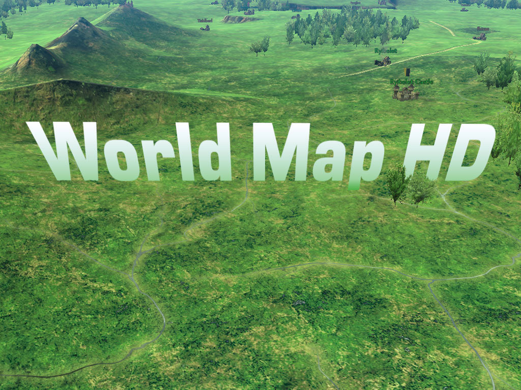 World map hd mod for mount blade warband mod db publicscrutiny Image collections