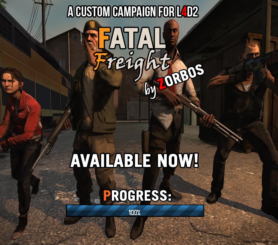 Fatal Freight mod for Left 4 Dead 2 - Mod DB