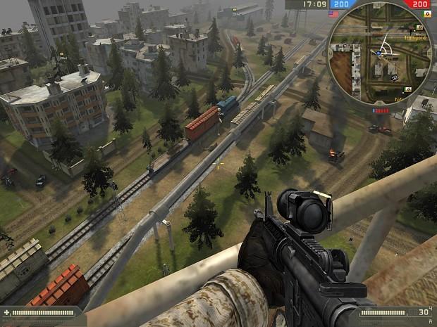 мод для Battlefield 2 Real War скачать - фото 4