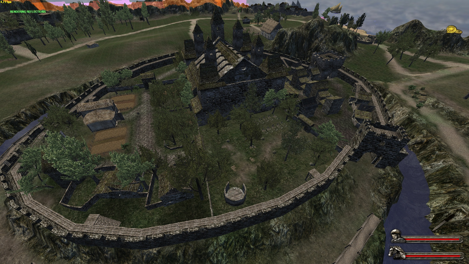 Map image feudal world mod for mount blade warband mod db report rss map view original gumiabroncs Choice Image