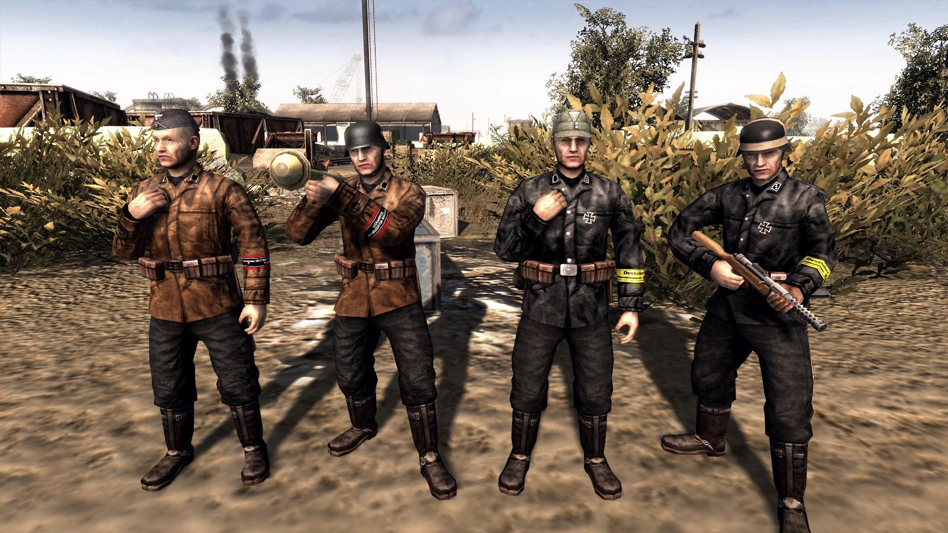 us army squad