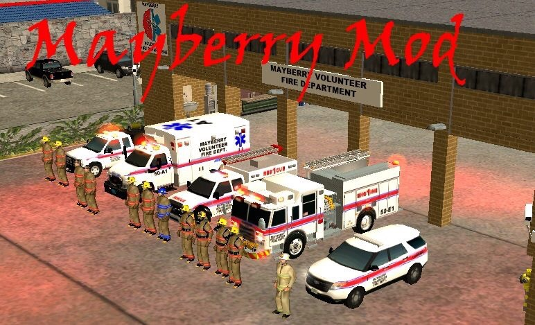 Mayberry Mod 2014 for Emergency 4: Global Fighters for Life - Mod DB