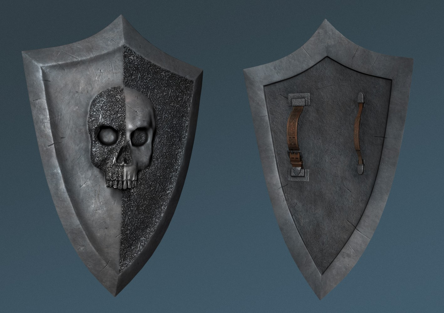 Silver Shield image - MediEvil: Hero of Gallowmere mod for Elder
