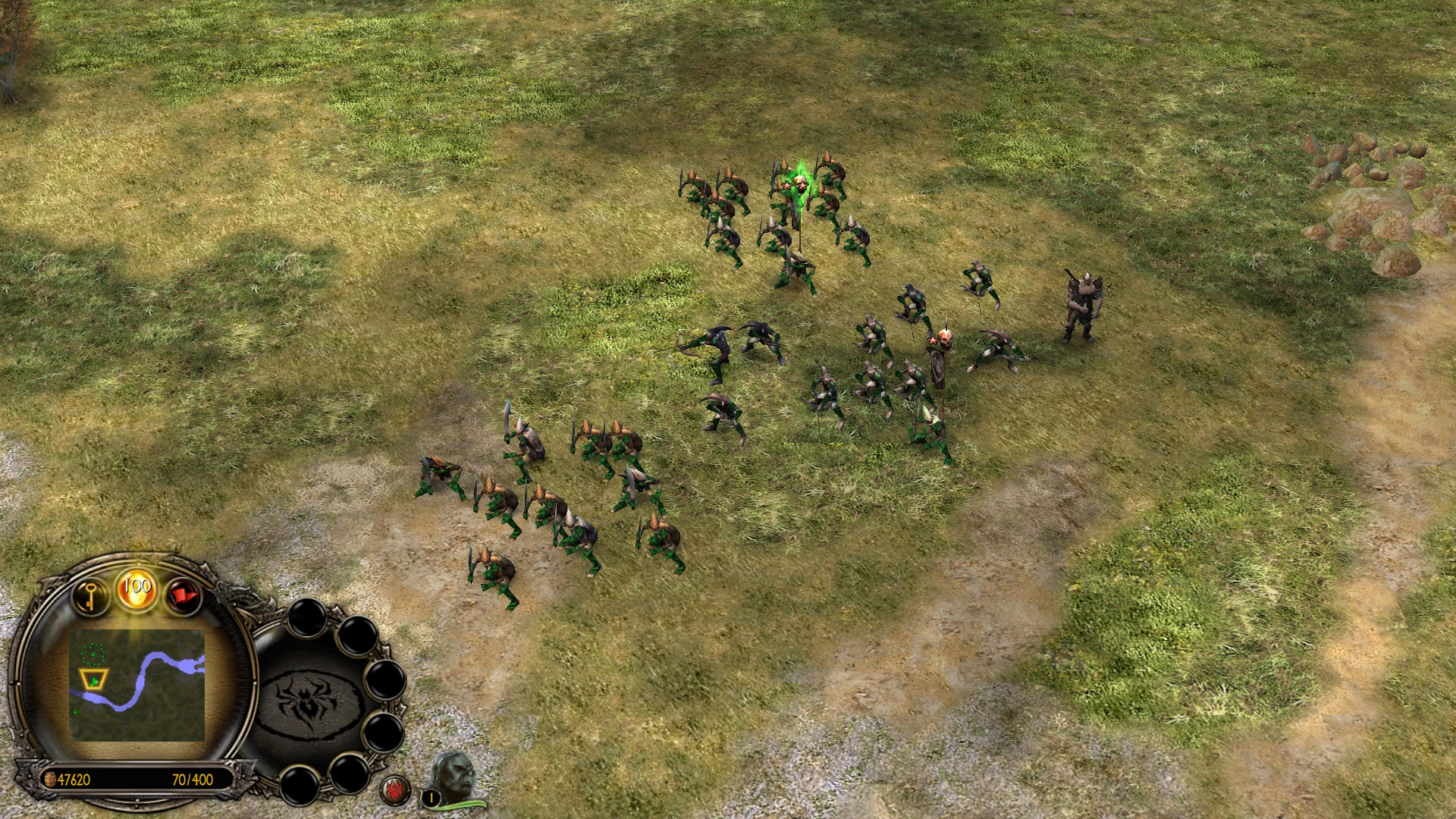 images blue wizard mod for battle for middle earth mod db