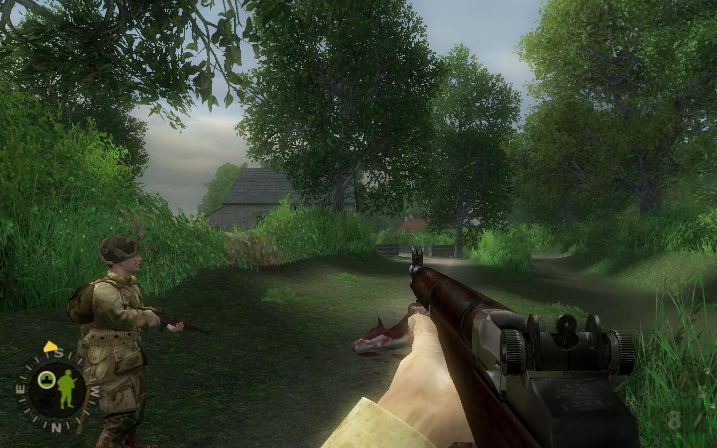 Brothers in arms edition mod for brothers in arms road to hill 30