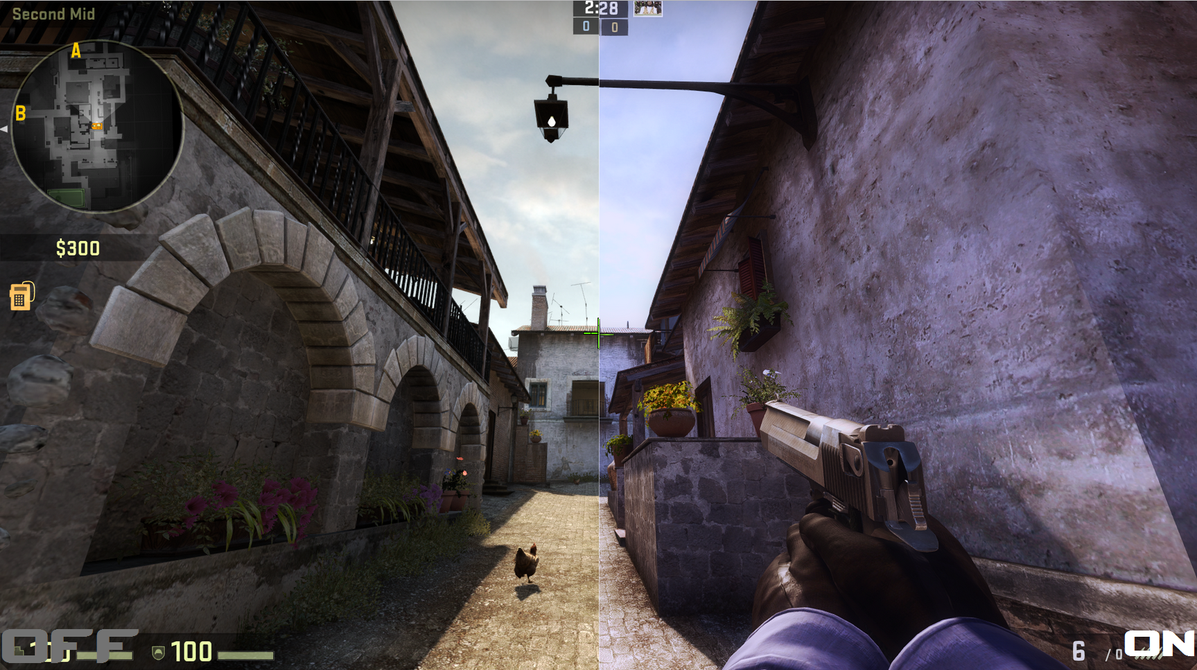 graphicsmod for csgo  sweetfx  for counter