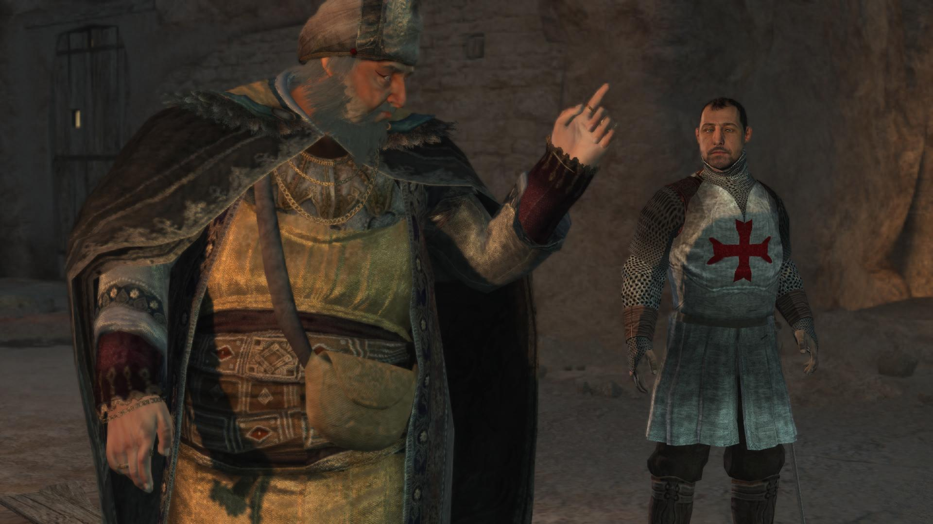 Manuel Paleologos As Genghis Khan Image Assassins Creed