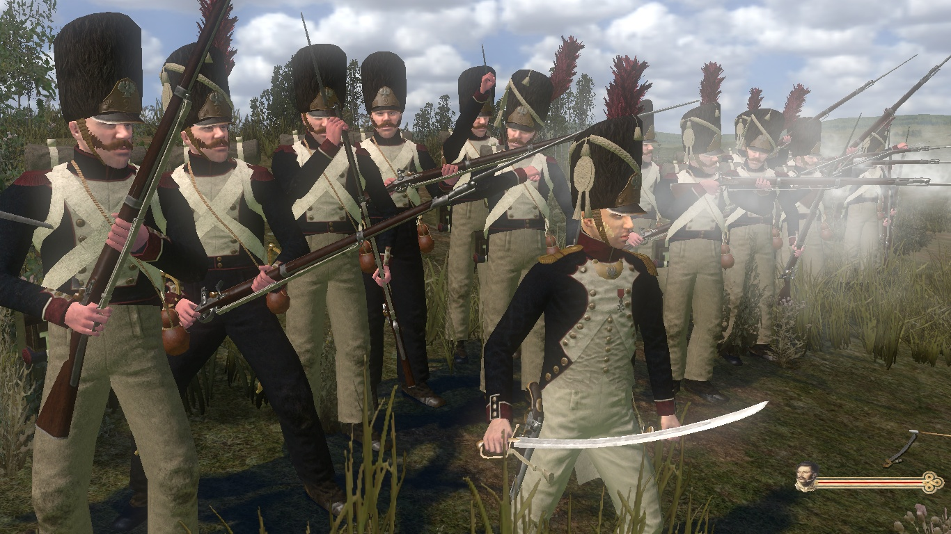 [A][ES] 1812 Russian Campaign Polish_troops_3