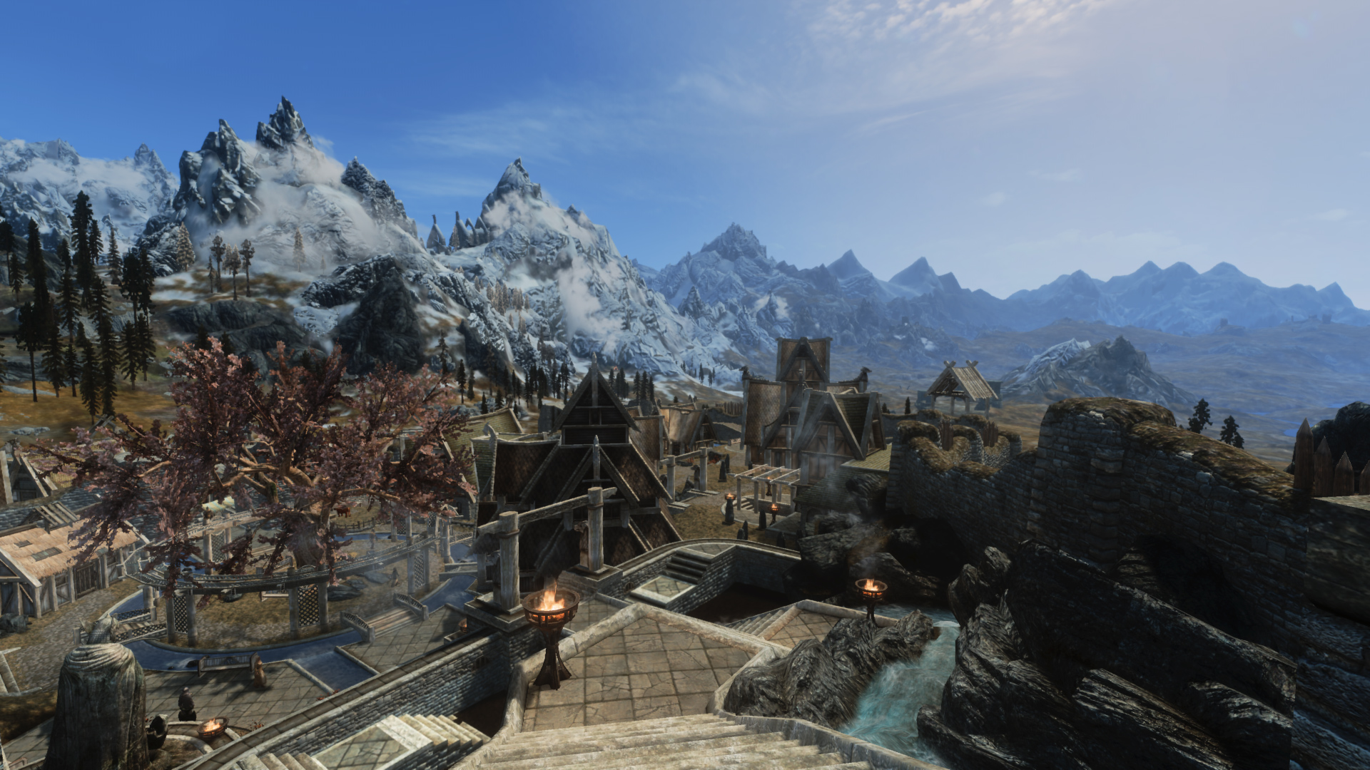 Skyrim Enhanced Shaders NLA mod - Mod DB