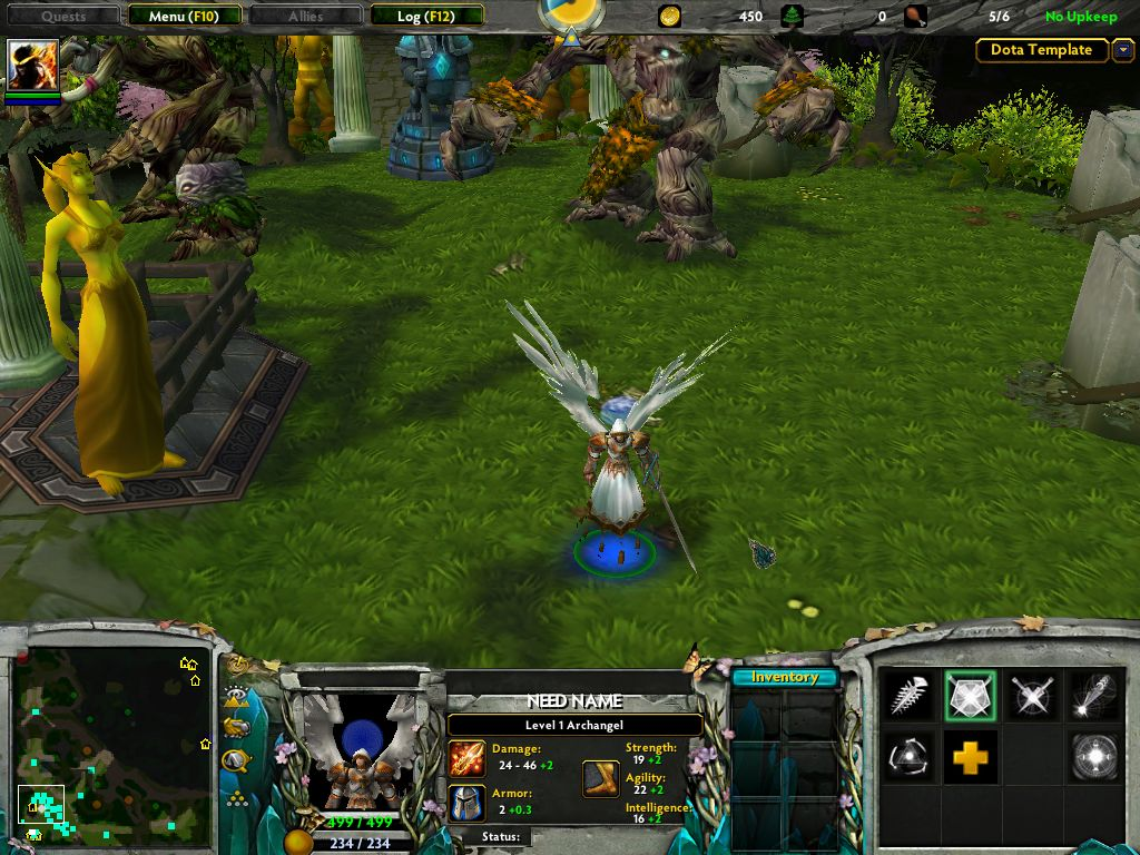 New Hero: image - DotA The Realm of Heroes mod for Warcraft III ...