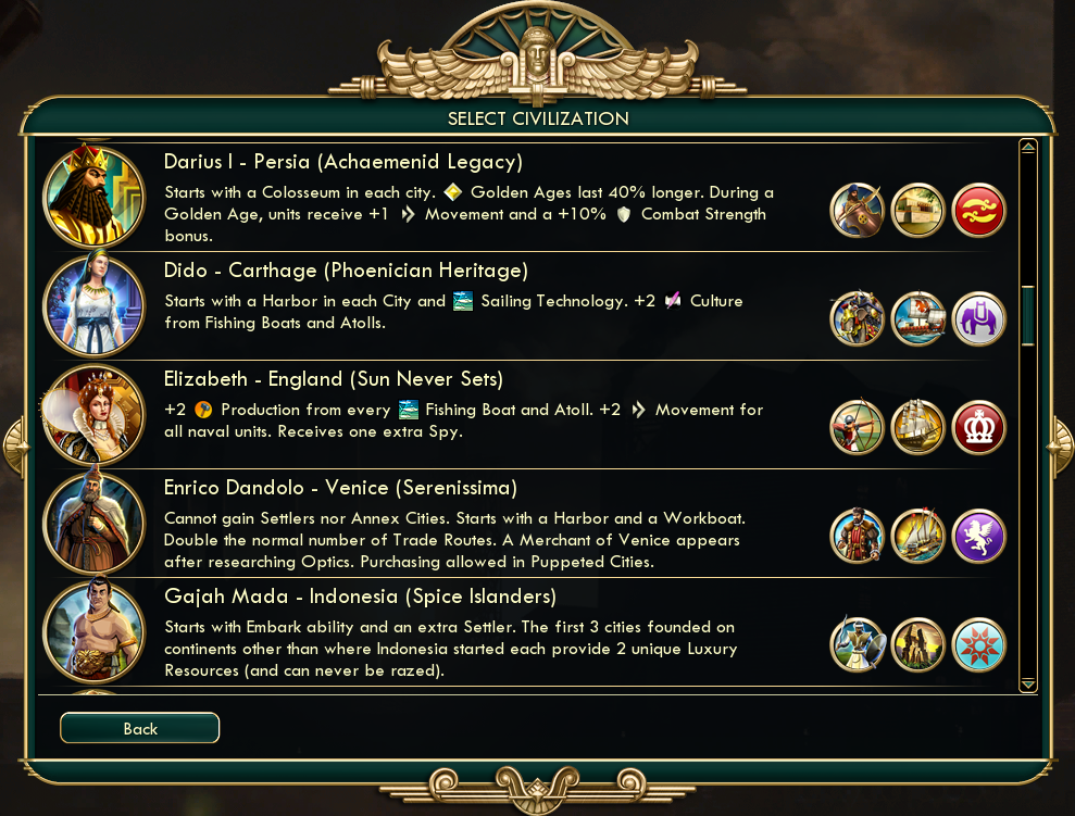 civ 6 how to make your own leader and civ