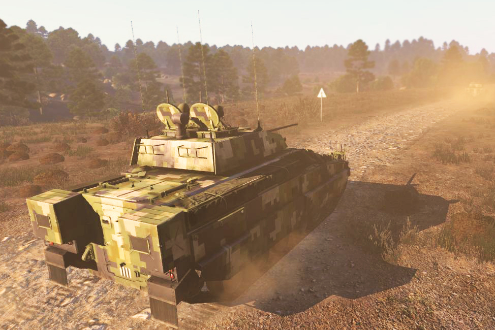 Operation Cold Rising mod for ARMA 3 - Mod DB