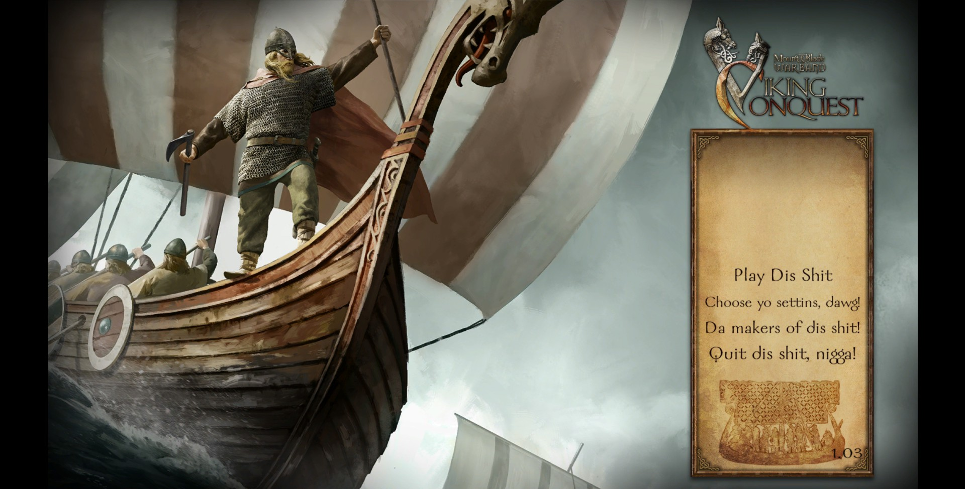 mount and blade warband viking conquest serial key 2016