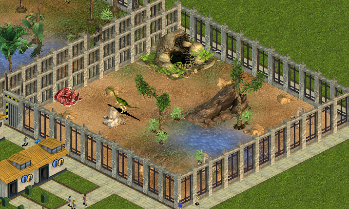 how to make a zoo tycoon 2 mod