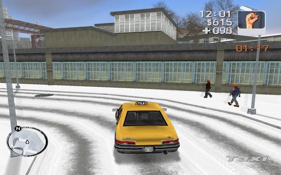 Add Media Report Rss Gta Iii Ultimate Winter Mod View Original