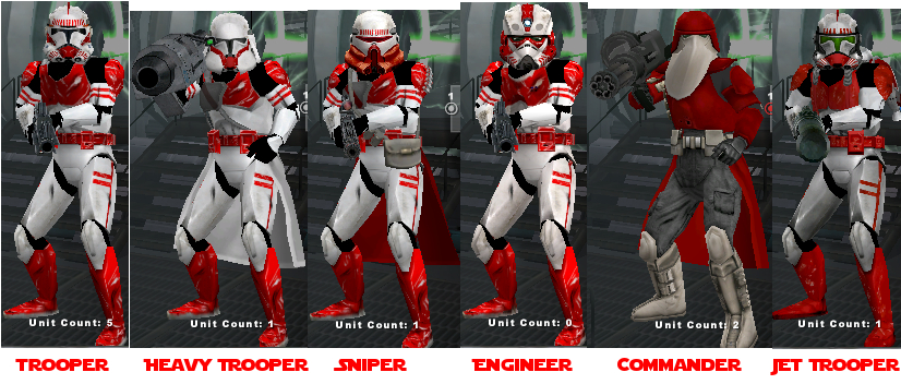 Shock Troopers Image In Game Skin Changer Mod For Star