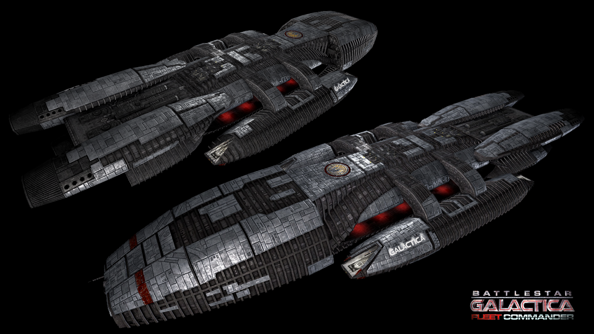 Battlestar Galactica Blog