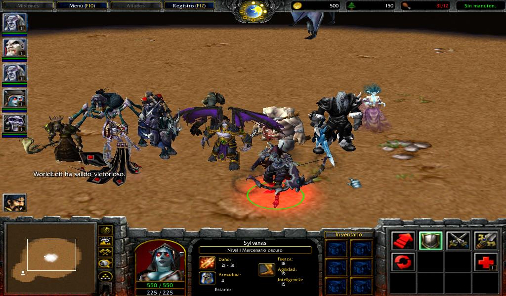 Warcraft 3 своими руками