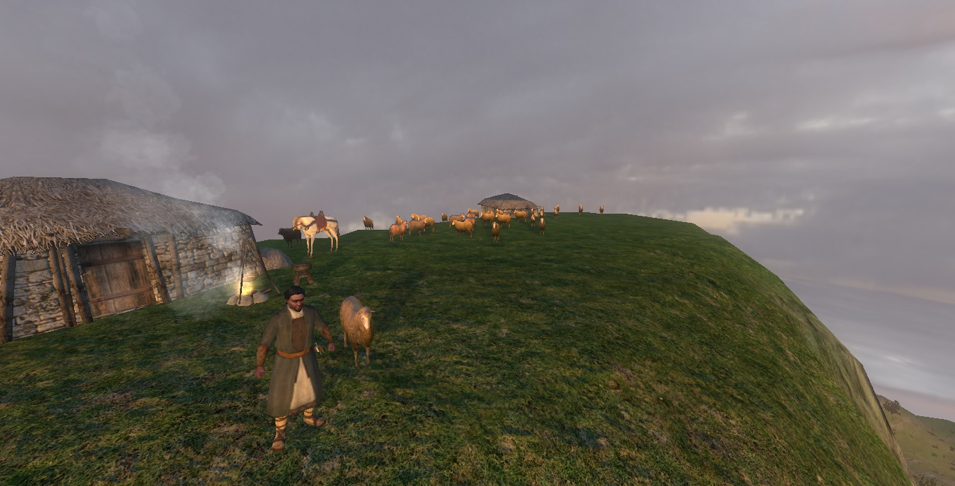 mount and blade warband how to give fiefs to companions