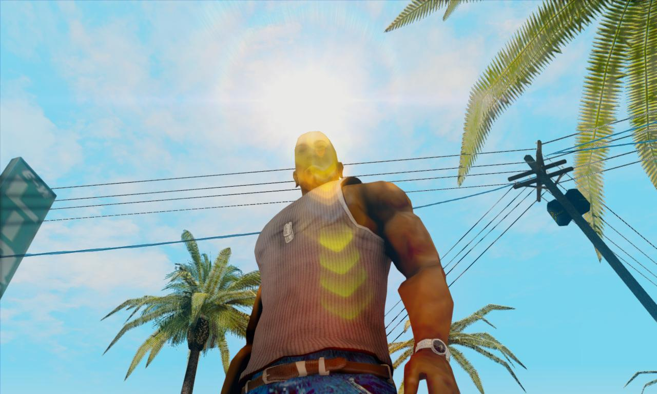 hd cj image grand theft auto san andreas redux mod for grand theft