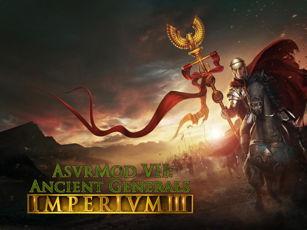 Asvrmod for imperium great battles of rome mod db - Caesar hd wallpaper ...