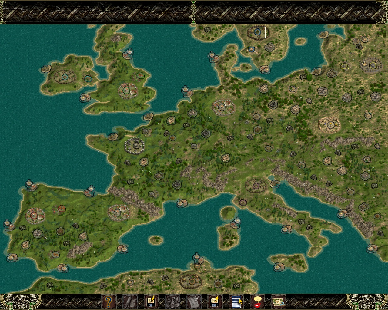 Mapa Sur de Europa image  AsvrMod for Imperium Great Battles of